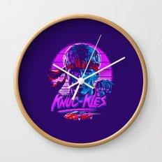 Knuc kles Wall Clock