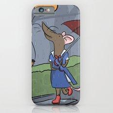 Walk in the Rain iPhone 6s Slim Case