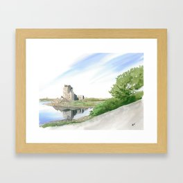 Dunguaire Framed Art Print