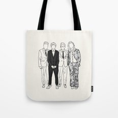 One Direction AMAs Tote Bag