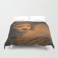 apollo Duvet Covers featuring Apollo II by Jerry Watkins