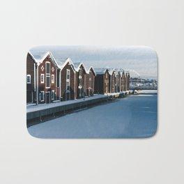 Snow Port Bath Mat