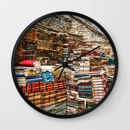 Bookstore Wall Clock