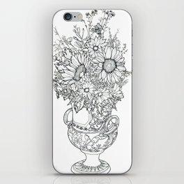 Vase of Flowers iPhone Skin