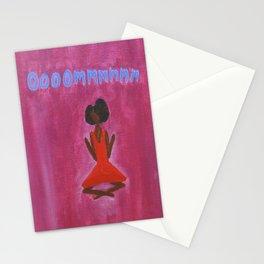 Oooommmmmm Stationery Cards