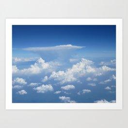 Storm Cloud Art Print