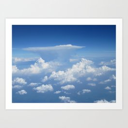Storm Cloud Art Print