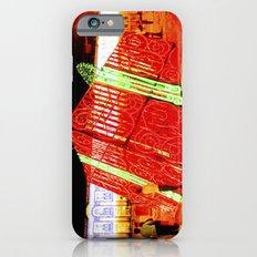 MERRY CHRISTMAS HUMAN. Slim Case iPhone 6s