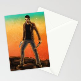 Supernatural Hunters Stationery Cards
