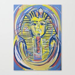 Abstract - Egyptian Canvas Print