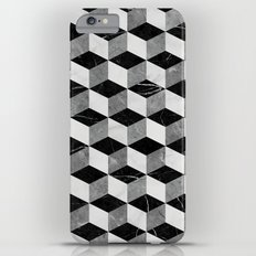 Marble Cubes  Slim Case iPhone 6s Plus