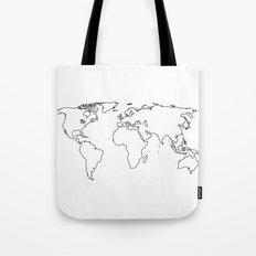 WORLD II Tote Bag
