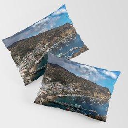 Catalina Island, California Pillow Sham