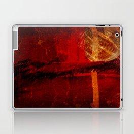 Abstract Red Light Laptop & iPad Skin