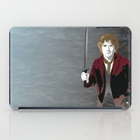 hobbit iPad Cases featuring Hobbit by Digital Sketch
