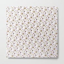 Pattern 127 Metal Print