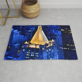 New York Life Building Rug