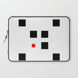 Too Small (Square) Laptop Sleeve