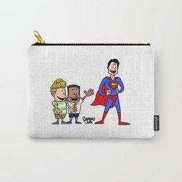 Super captain underpants Carry-All Pouch