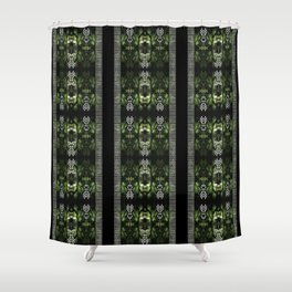 Maidenhair & Moonbeams Shower Curtain