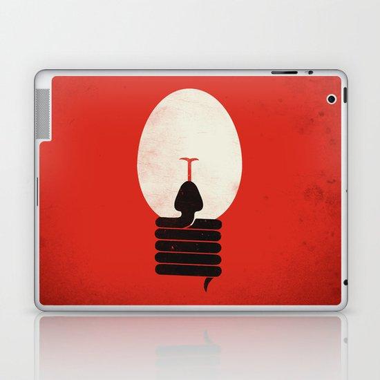 The Idea Eater Laptop & iPad Skin
