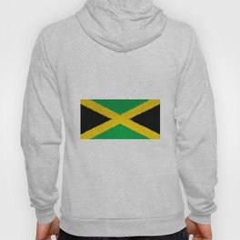 Extruded flag of Jamaica Hoody