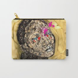 Blood Gold Girl Carry-All Pouch