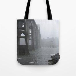Yaquina Fog Tote Bag