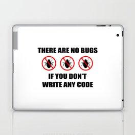 No bugs Laptop & iPad Skin
