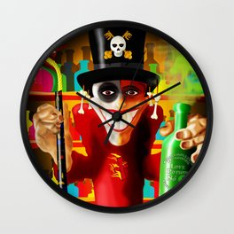 JUJU MAN Wall Clock