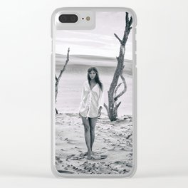 B&W Models Series Clear iPhone Case
