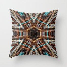 Graphic Art Decor. Throw Pillow