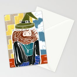"""Why I Cackle"" Stationery Cards"