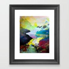 Untitled 20110727c (Landscape) Framed Art Print