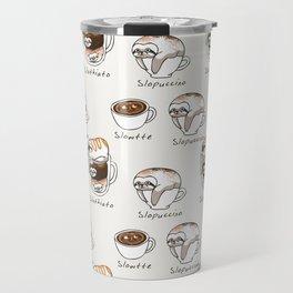Slow Life Coffee Travel Mug