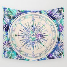 Follow Your Own Path Wall Tapestry
