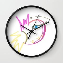 Accidental Coolness Overdose Wall Clock