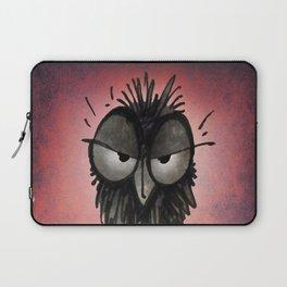 Grumpy Owl Laptop Sleeve