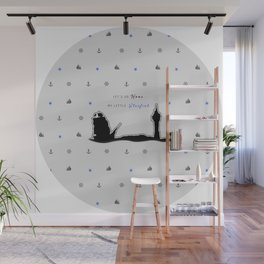 "KNIGHT ROOK ""Starfish"" Wall Mural"