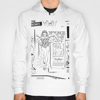scandal Hoodies featuring Beyonce Scandal by CLSNYC