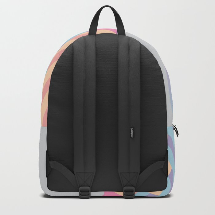 Forest under the moon Backpack