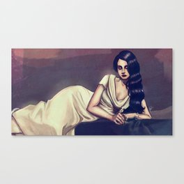 Lizzy Grant Canvas Print