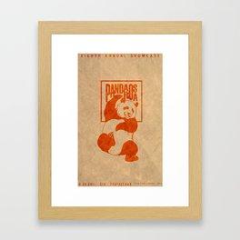 Pandarosa Summer Showcase 2011 Framed Art Print