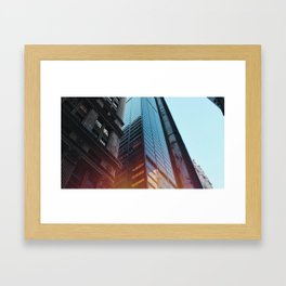 Finances Framed Art Print
