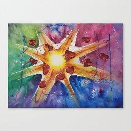 Malchut Canvas Print