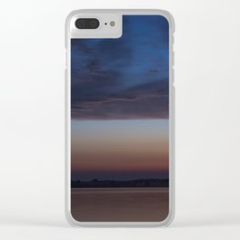 Eventide Rainbow Clear iPhone Case