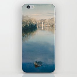 Monocacy River Square iPhone Skin