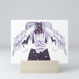 Nightwalker Mini Art Print
