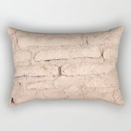 Tombstone Wall No. 1 Rectangular Pillow