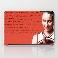 glee iPad Cases featuring glee 2 by Willow Summers
